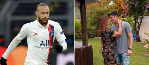 la mère de Neymar aurait quitté son amant de 22 ans