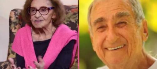 Laura Cardoso e Elias Gleizer são nomes da novela 'Como uma Onda', além de outros do elenco. (Fotomontagem)