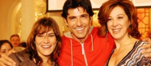 """Signos de 5 famosos que fizeram parte do elenco de """"Sete Pecados"""". (Divulgação/TV Globo)"""
