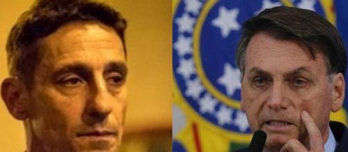 Tuca Andrada sofre ameaças por críticas a Jair Bolsonaro. (Arquivo Blasting News)