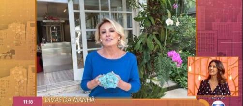 Ana Maria Braga fará imunoterapia contra o câncer. (Reprodução/TV Globo)