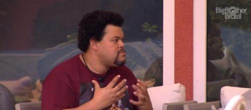 'BBB20': Babu fala detalhes da Guerra do Feijão. (Reprodução/TV Globo)