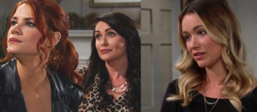 Beautiful, trame al 2 maggio: Quinn contro la storia tra Sally e Wyatt, Zoe denigra Flo