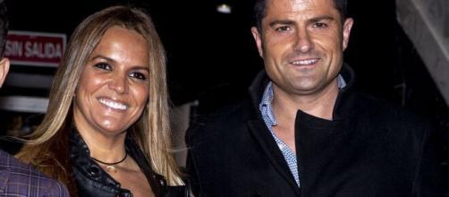 Esta imagen de felicidad ya es pasado: Alfonso Merlos y Marta López han roto