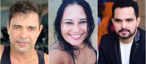 Ex de Luciano, Cleo diz ter sido violentada por Zezé di Camargo (Arquivo Blasting News)