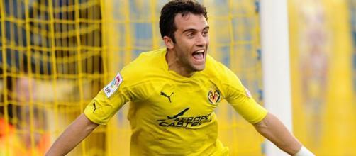 Giuseppe Rossi llegó al Villarreal en el 2007 (Vía: skysports.com)