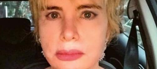 Ísis de Oliveira diz que marido a agrediu e presta queixa Foto:Reprodução de Instagram