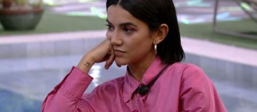 Manu conversa com Thelma sobre Babu. ( Reprodução/TV Globo )
