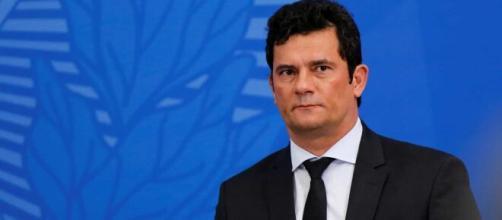 Sergio Moro, o juiz da Lava Jato, anuncia sua demissão do governo. (Arquivo Blasting News)
