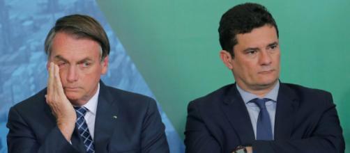Sérgio Moro pede demissão do cargo de ministro (Arquivo Blasting News)