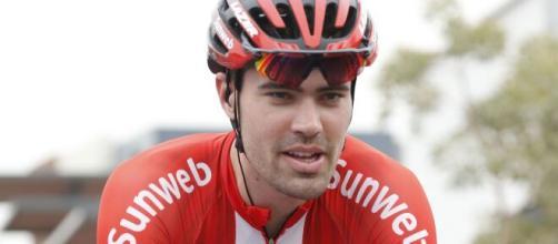 Tom Dumoulin si è detto deluso dall'affidabilità del ciclismo virtuale.