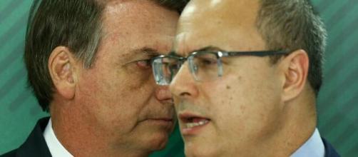 Wilson Witezel quer ter Sérgio Moro. (Arquivo Blasting News)