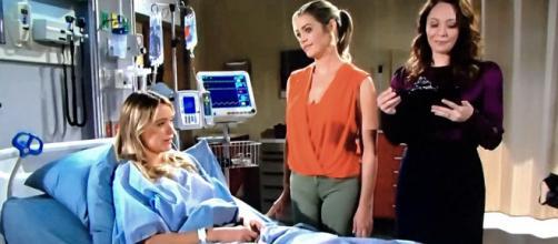 Beautiful, anticipazioni Usa: Flo e Katie sottoposte ad intervento chirurgico