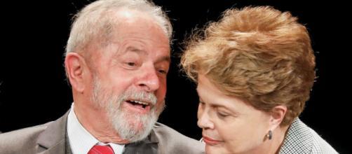 Dilma critica Moro. (Arquivo Blasting News)