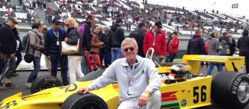 Engenheiro trabalhou na equipe de Fittipaldi. (Arquivo Blasting News)