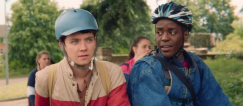 Eric é interpretado pelo Ncuti Gatwa. (Reprodução/Netflix)