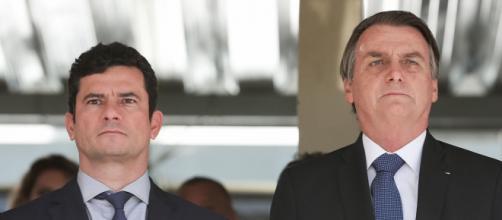 Ex-ministro da Justiça, Sergio Moro deixa Governo Bolsonaro. (Arquivo Blasting News)