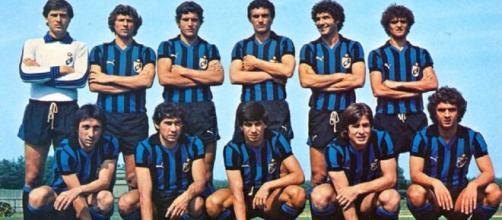 Inter campione d'Italia nella stagione 1979/80.