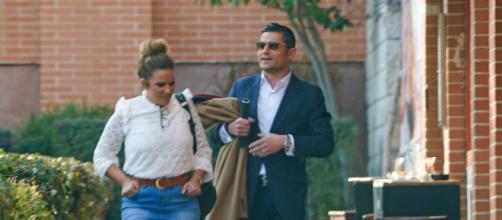 La pareja seguía junta y Marta López considera que esto es una vergüenza