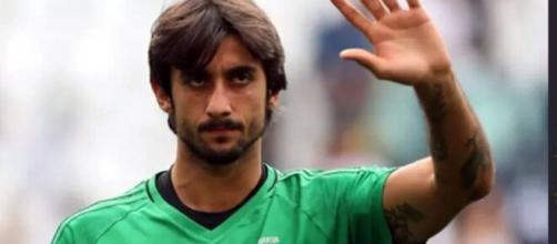 Mattia Perin, portiere in prestito al Genoa.