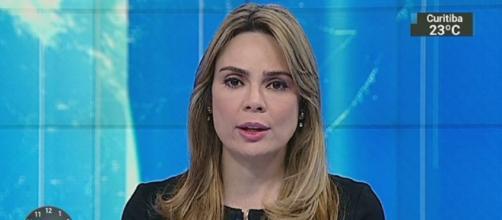 Rachel Sheherazade é uma das famosas que se arrependeram de defender Bolsonaro (Foto: SBT)
