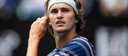 Sascha Zverev, attuale numero 7 del ranking Atp.