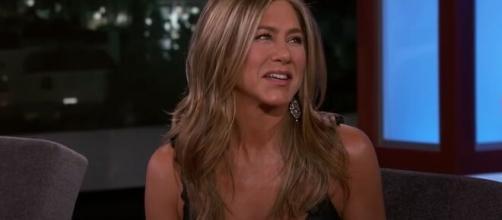 Actress Jennifer Aniston On 'The Jimmy Kimmel Show' - JimmyKimmelLive/YouTube