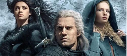 """Geralf Of Rivia """"O Bruxo"""" é interpretado por Henry Cavill. (Reprodução/Netiflix)"""