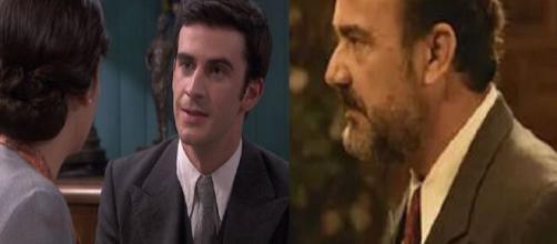 Il Segreto, spoiler Spagna: Tomas invita la Del Molino a fuggire, Ignacio furioso con Rosa.