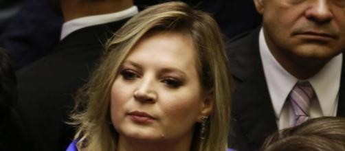 Joice Hasselmann critica atual presidente. (Arquivo Blasting News)