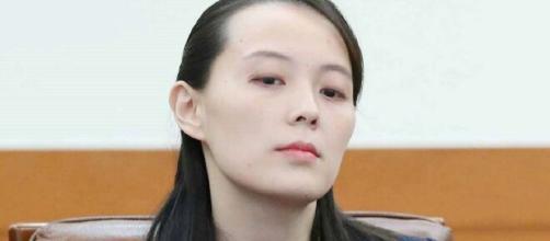 Kim Yo-jong, sorella del leader nordcoreano Kim Jong-un.