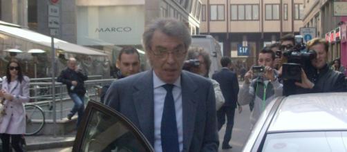 Massimo Moratti compie 75 anni e scrive una lettera d'amore all'Inter.