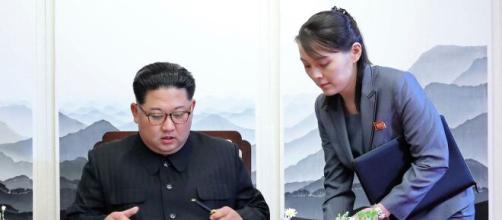 Su joven hermana podría suceder a Kim Jong-un si muere