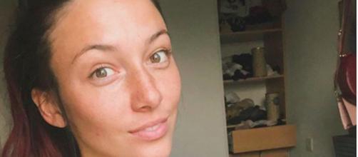 TPMP Delphine Wespiser partage une photo en maillot de bain. Credit : Instagram/wespiserd