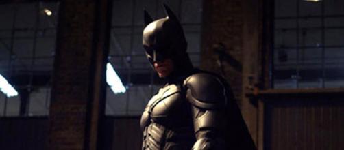 Christian Bale fazia o Batman no filme. (Reprodução/Warner Bros.)