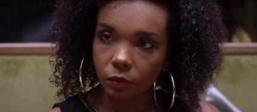 Estrela de RuPaul's Drag Race declara torcida por Thelma na grande final. (Reprodução/TV Globo)