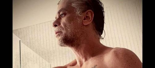 Fábio Assunção choca com foto 28 quilos mais magro (Reprodução/Instagram/@fabioassuncaooficial)