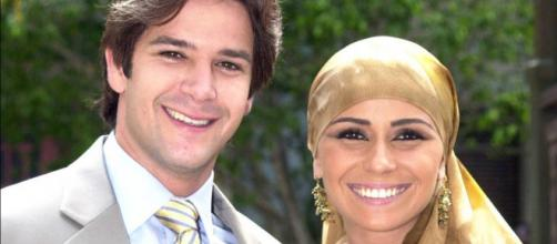 Jade era interpretada por Giovanna Antonelli. (Reprodução/TV Globo)