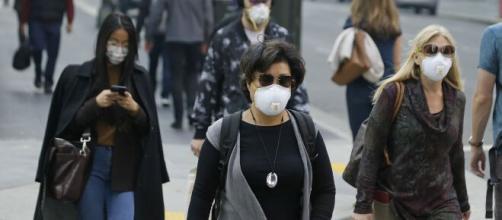 La contaminación podría facilitar la expansión del coronavirus