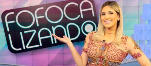 Lívia Andrade volta para o programa 'Fofocalizando'. (Reprodução/SBT)