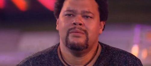 'BBB20': Babu chora ouvindo Tim Maia. (Reprodução/TV Globo)