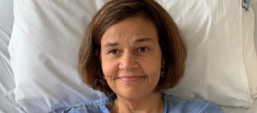 Claudia Rodrigues teve crise nervosa devido ao isolamento social. (Arquivo Blasting News)