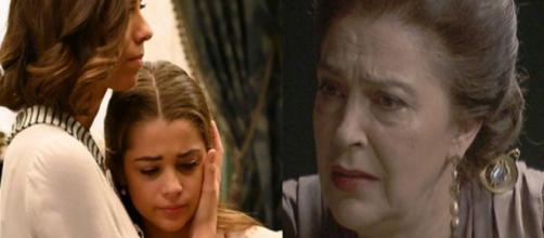 Il Segreto, trame a sabato 9/05: Carolina disperata, Isabel mente a Francisca.