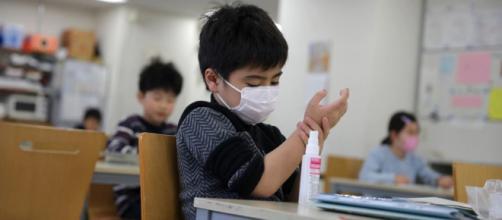Los menores también son vulnerables al coronavirus.