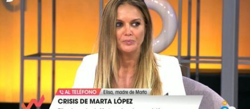 Marta López ha demostrado que la relación con Merlos iba muy en serio