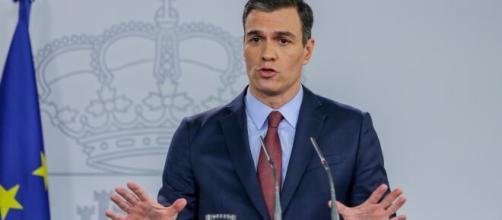 Pedro Sánchez anuncia las medidas para la desescalada en España.