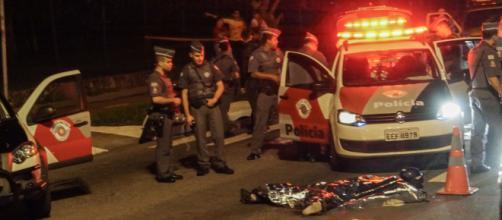 Policial militar reage tentativa de assalto. (Arquivo Blasting News)