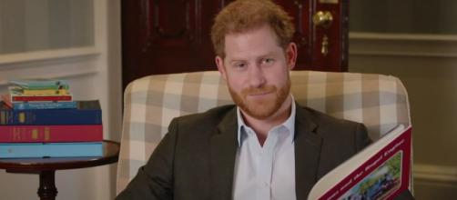 Prince Harry stars in special 75th anniversary episode of 'Thomas the Tank Engine' - TheSun/YouTube
