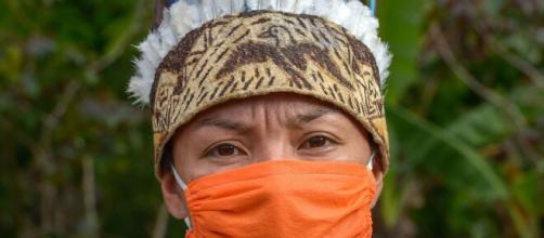 Jovem de 15 anos da tribo Yanomami está entre os mortos. (Alex Pazuello/Semcom)
