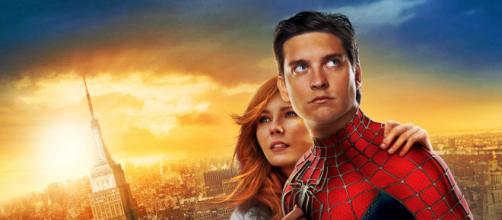 Signo de 5 atores da obra cinematográfica 'Homem-Aranha'. (Arquivo Blasting News)